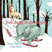 Manja  Maas Een dagje in de bergen