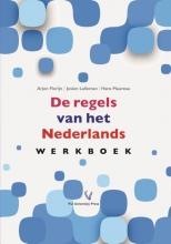 Arjen  Florijn, Josien  Lalleman, Hans  Maureau De regels van het Nederlands Werkboek