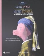 Thais  Vanderheyden Grote kunst voor kleine kenners. Museumschatten