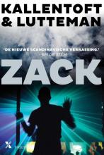 Mons  Kallentoft, Markus  Lutteman KALLENTOFT*ZACK