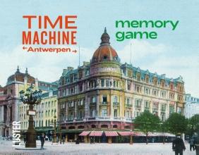 Tanguy Ottomer , Time Machine Antwerpen Memory Game