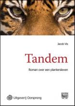 Jacob  Vis Tandem - grote letter uitgave
