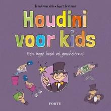 Frank van Ark Houdini voor kids