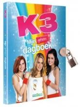 Gert  Verhulst K3 : dagboek met slotje