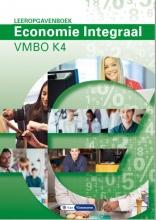 Paul Scholte Ton Bielderman, Economie Integraal vmbo K 4 Leeropgavenboek