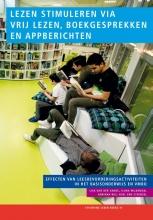 Roel van Steensel Lisa van der Sande  Ilona Wildeman  Adriana Bus, Lezen stimuleren via vrij lezen, boekgesprekken en appberichten