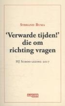 Sybrand  Buma Verwarde tijden! die om richting vragen