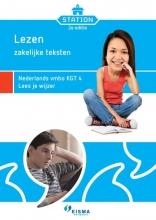 , Lezen zakelijke teksten Nederlands vmbo KGT 4 Lees je wijzer