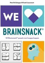 Frank Coussement Peter De Schepper, We Love Brainsnack