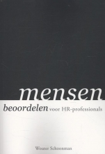 Wouter Schoonman , Mensen beoordelen voor HR-professionals