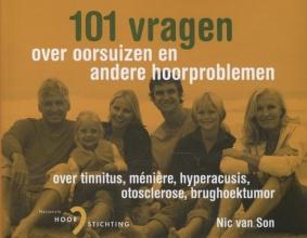 Son, Nic van 101 Vragen over oorsuizen en andere hoorproblemen