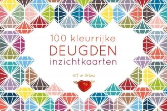 Annelies Wiersma 100 kleurrijke deugden inzichtkaarten