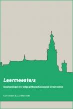 , Law Extra - Leermeesters