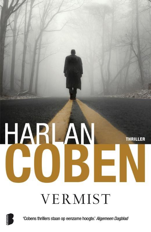 Harlan Coben,Vermist
