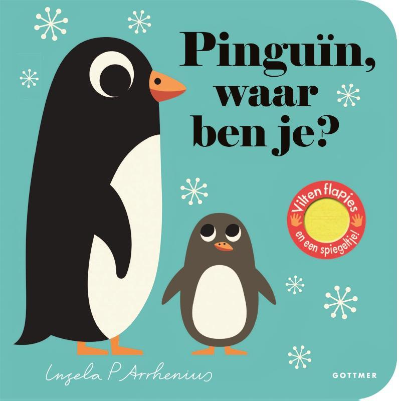 Ingela Arrhenius,Pinguïn, waar ben je?