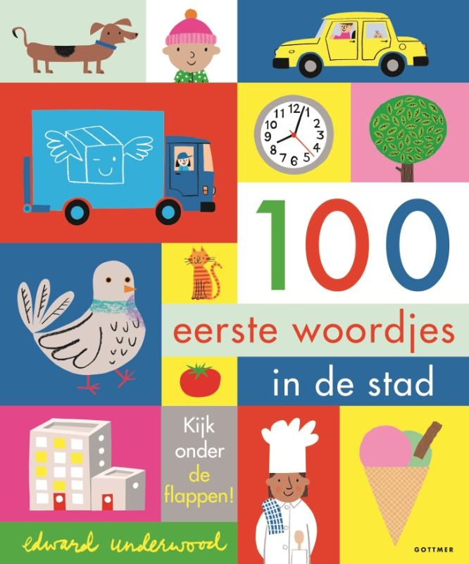 Edward Underwood,100 eerste woordjes in de stad