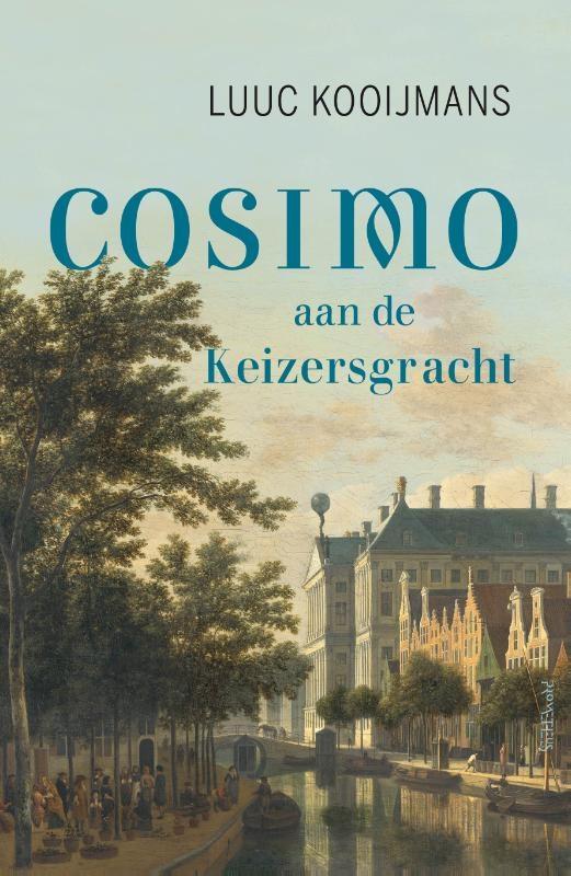 Luuc Kooijmans,Cosimo aan de Keizersgracht