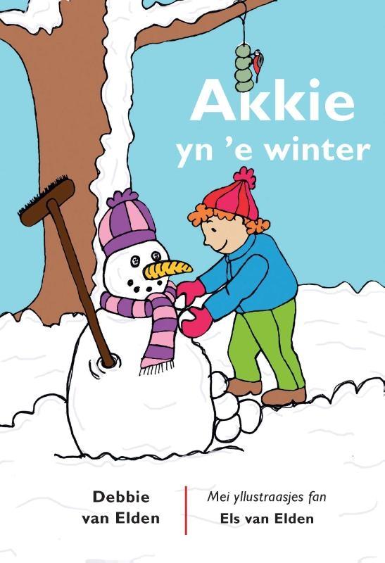 Debbie van Elden,Akkie yn 'e winter