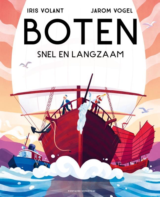 Iris  Volant, Joram  Vogel,Boten