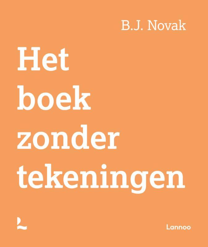 B.J. Novak,Het boek zonder tekeningen