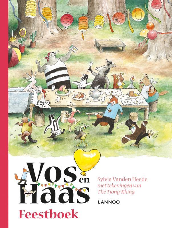 Sylvia Vanden Heede, Thé Tjong-Khing,Vos en Haas Feestboek