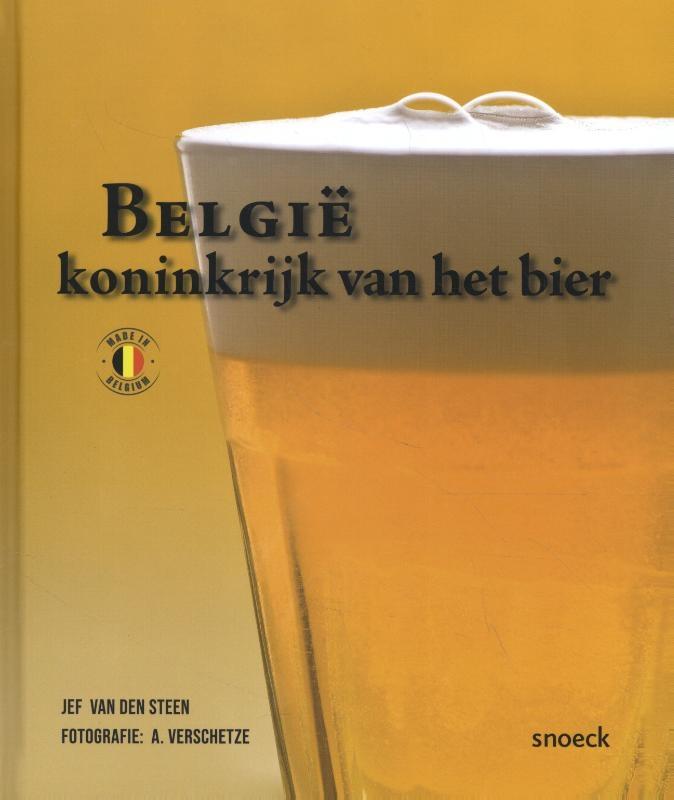 Jef Van den Steen,België, Koninkrijk van het bier