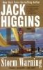 <b>Higgins, Jack</b>,Storm Warning