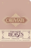 Fantastic Beasts,Obliviate Hardcover Ruled Notebook