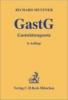 Metzner, Richard,Gaststättengesetz