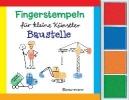 Pautner, Norbert,Fingerstempeln f. kl. Künstler-Baustelle-Set