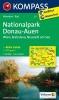 ,Kompass WK211 Nationalpark Donau-Auen, Wien, Bratislava, Neusiedl am See