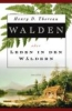 Thoreau, Henry D.,Walden