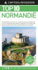 <b>Fiona  Duncan, Leonie  Glass</b>,Capitool Top 10 Normandië + uitneembare kaart