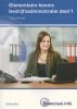 Peter  Hintzen, Jo L.M.  Coenen,Financieel.info Elementaire kennis Bedrijfsadministratie deel 1 Theorieboek