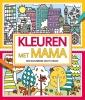 ,Een kleurboek om te delen Kleuren met mama