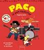 Magali  Le Huche,Paco is een rockster (geluidenboek)