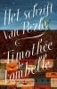 <b>Timoth&eacute;e de Fombelle</b>,Het schrift van Perle