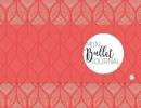 ,<b>Mijn bullet journal - rood</b>