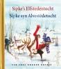 <b>Lida  Dijkstra</b>,Sipkes Elfstedentocht - Sipkes syn Alvest�detocht, Luxe Gouden Boekje, Nederlands/Fries