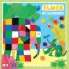 ,Elmer bordspel - Help Elmer zijn kleuren te vinden