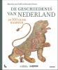 <b>Marieke  van Delft, Reinder  Storm, Peter  van der Krogt, Marleen  Smit, Bram  Vannieuwenhuyze, Huibert  Crijns</b>,De geschiedenis van Nederland in 100 oude kaarten