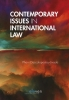 Phani  Dascalopoulo-Livada ,Contemporary Issues in International Law