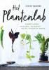 Judith  Baehner ,Het Plantenlab