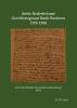 P.D.  Spies ,Ambt Nederbetuwe Gerichtssignaat Kesteren 1559-1566
