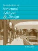 Rajan, S. D. Introduction to Structural Analysis & Design