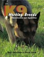 Gerritsen, Resi K9 Working Breeds