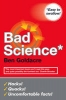 Goldacre, Ben,Bad Science
