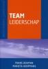 <b>Frans Bouman</b>,Teamleiderschap
