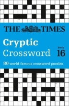 Richard Browne The Times Cryptic Crossword Book 16
