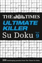 The Times Mind Games Times Ultimate Killer Su Doku Book 9